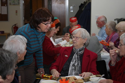Friendship group Christmas Party 2011