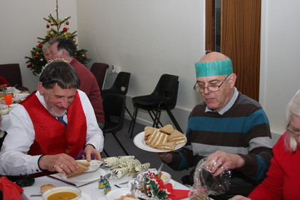 Friendship group Christmas 2011 photo 1
