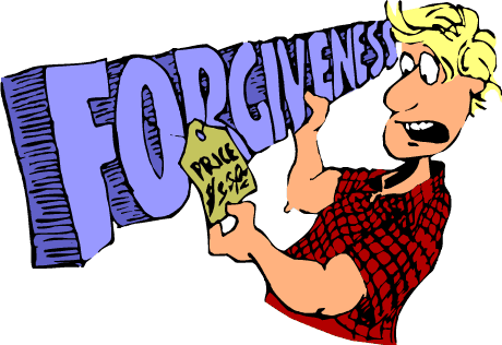 Forgiveness costs