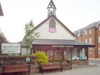 Main Street Chapel photographed in June 2004